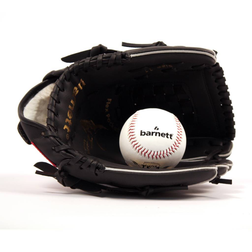 GBJL-3 Baseball Kit, Glove and Ball, Junior (JL-110, TS-1)