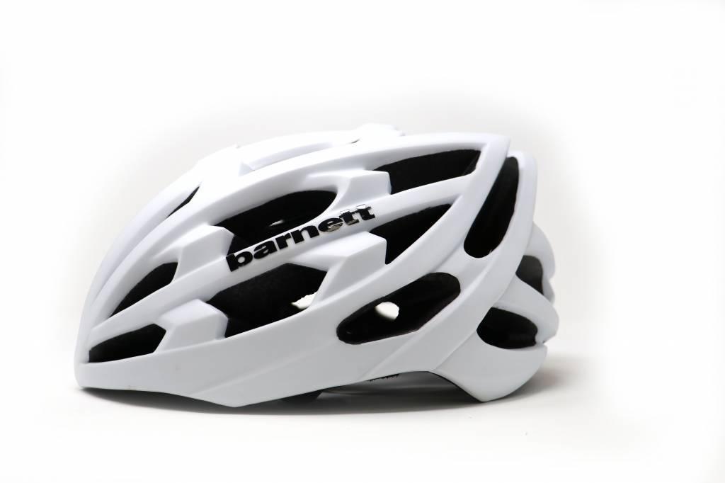 KS29 Bike and Roller Ski Helmet, WHITE