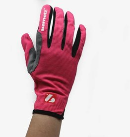 NBG-18  Gloves for Rollerski - cross-country - road bike - running - PINK