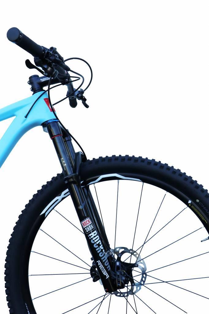 Barnett VTT Carbon - Mountain bike
