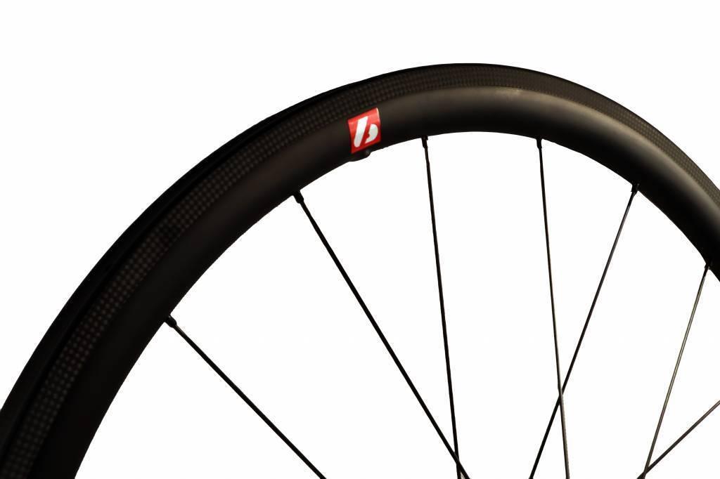 Barnett WRC-01 TUBULAR Carbon Bike Wheels (Pair)