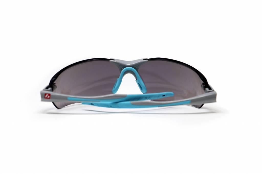 GLASS-3 blue sports sunglasses