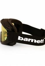 Barnett GOGGLE Ski Mask, yellow