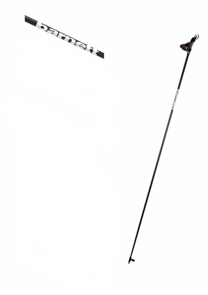 XC-07 Carbon Ski Poles for Nordic and Roller Skiing, Junior