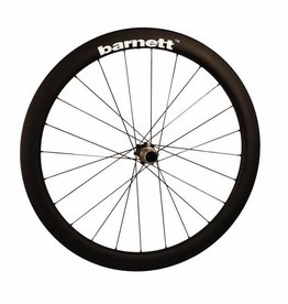 Barnett WRC-01 TUBELESS DISC Carbon Bike Wheels (Pair)