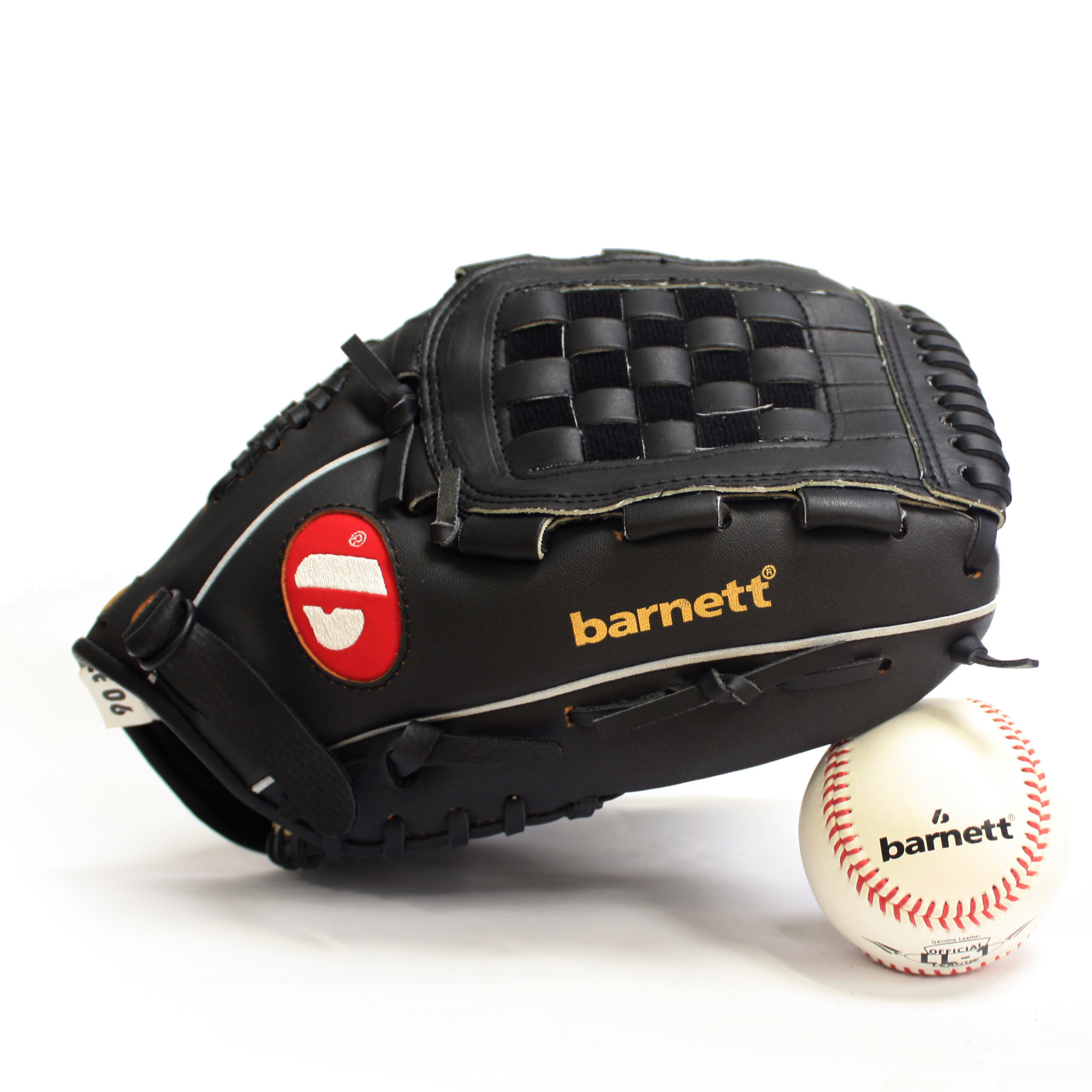 Barnett BGBW-03  wooden baseball kit for juniors  (BB-W 25, JL-110, BS-1)