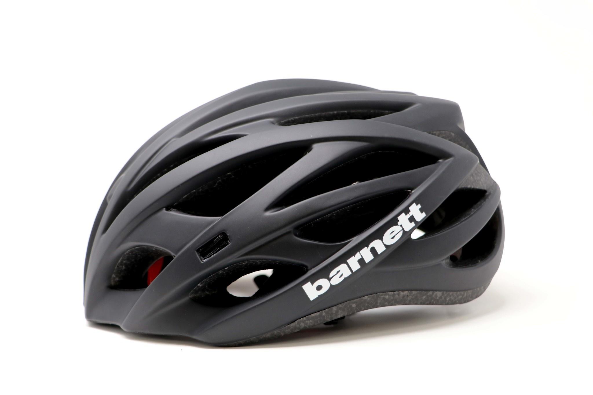 H93 Bicycle and Rollerski helmet BLACK
