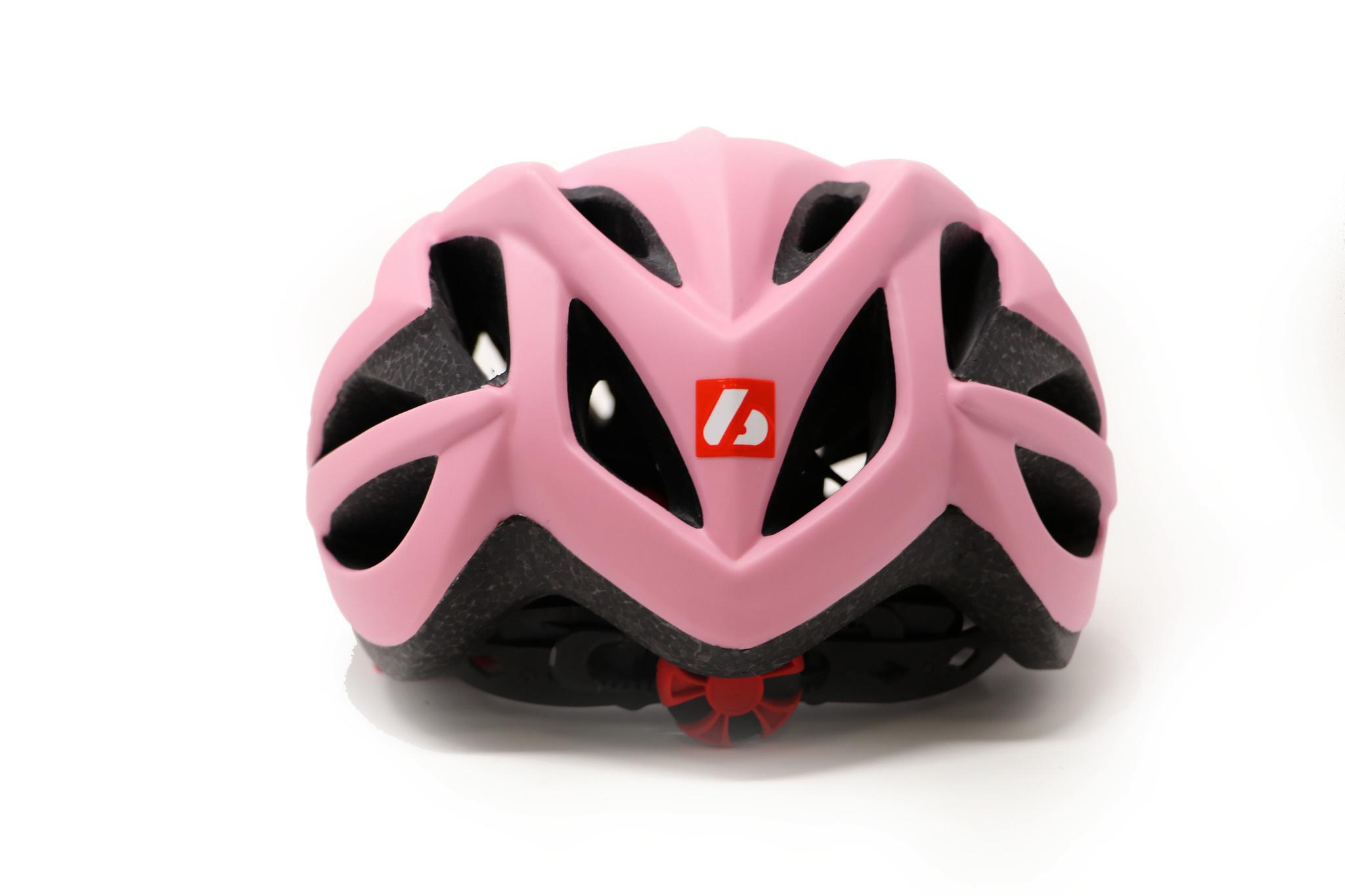 H93 Bicycle and Rollerski helmetPINK