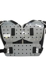 Z-430 I Elite light football shoulder pad, black