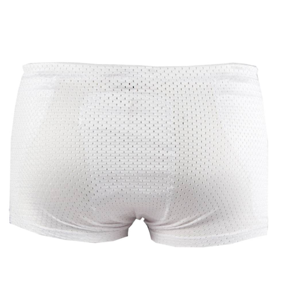 FS-01 Football compressive shorts, 3 slots, white