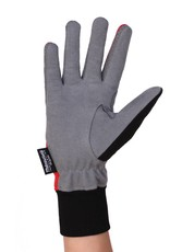NBG-08 Cross country gloves, red, for outside temperatures 23°F/5°F (-5/-15°C)