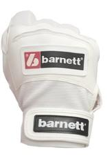 BBG-01 Batting baseball gloves, White