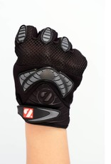 FRG-02 New generation receiver football gloves, black