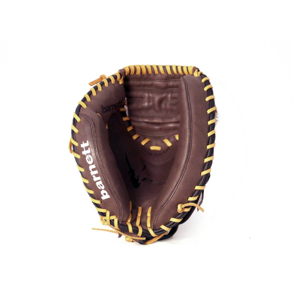 """GL-202 Basebal glove (catcher) for competition, size 34 """"(inch), genuine leather"""