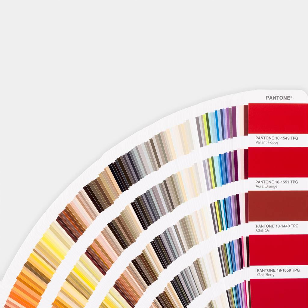 PANTONE PANTONE Fashion, Home + Interiors Color Guide