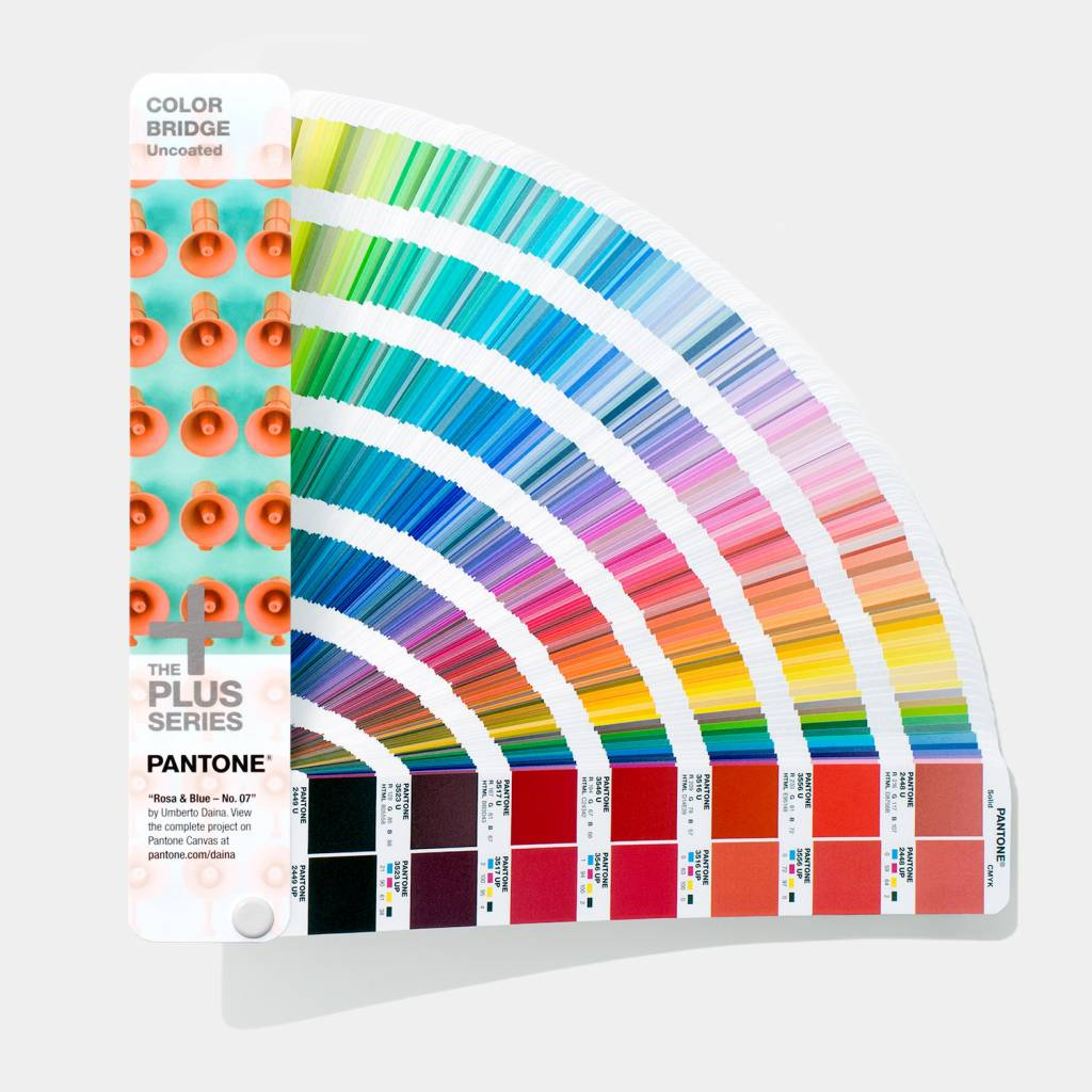 PANTONE PANTONE PLUS Color Bridge (Uncoated)