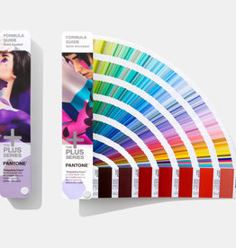 PANTONE PANTONE PLUS Formula Guide (Coated & Uncoated)