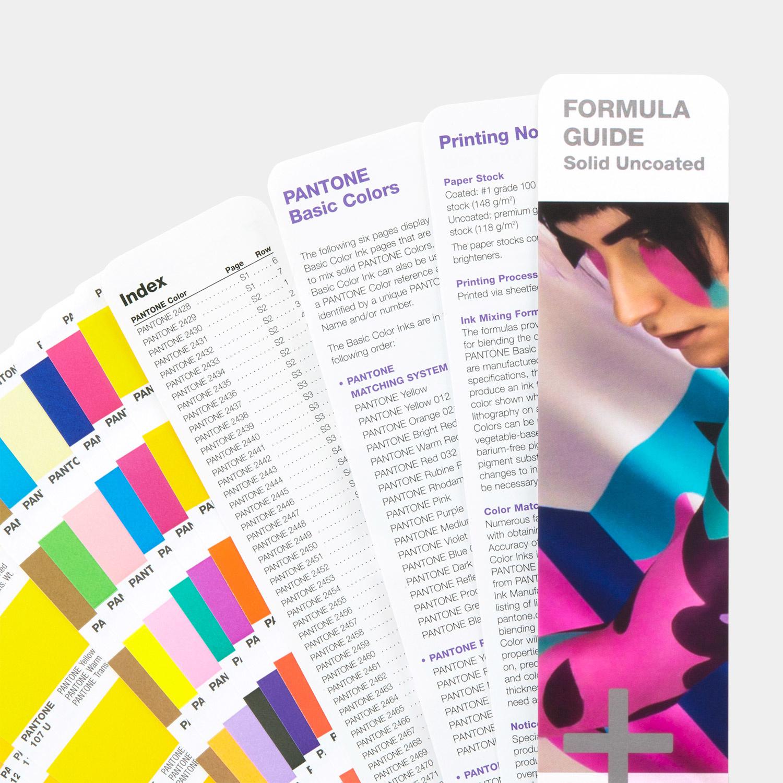 PANTONE PANTONE PLUS Formula Guide (Coated & Uncoated)
