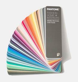 PANTONE Pantone FHI Metallic Shimmers Color Guide