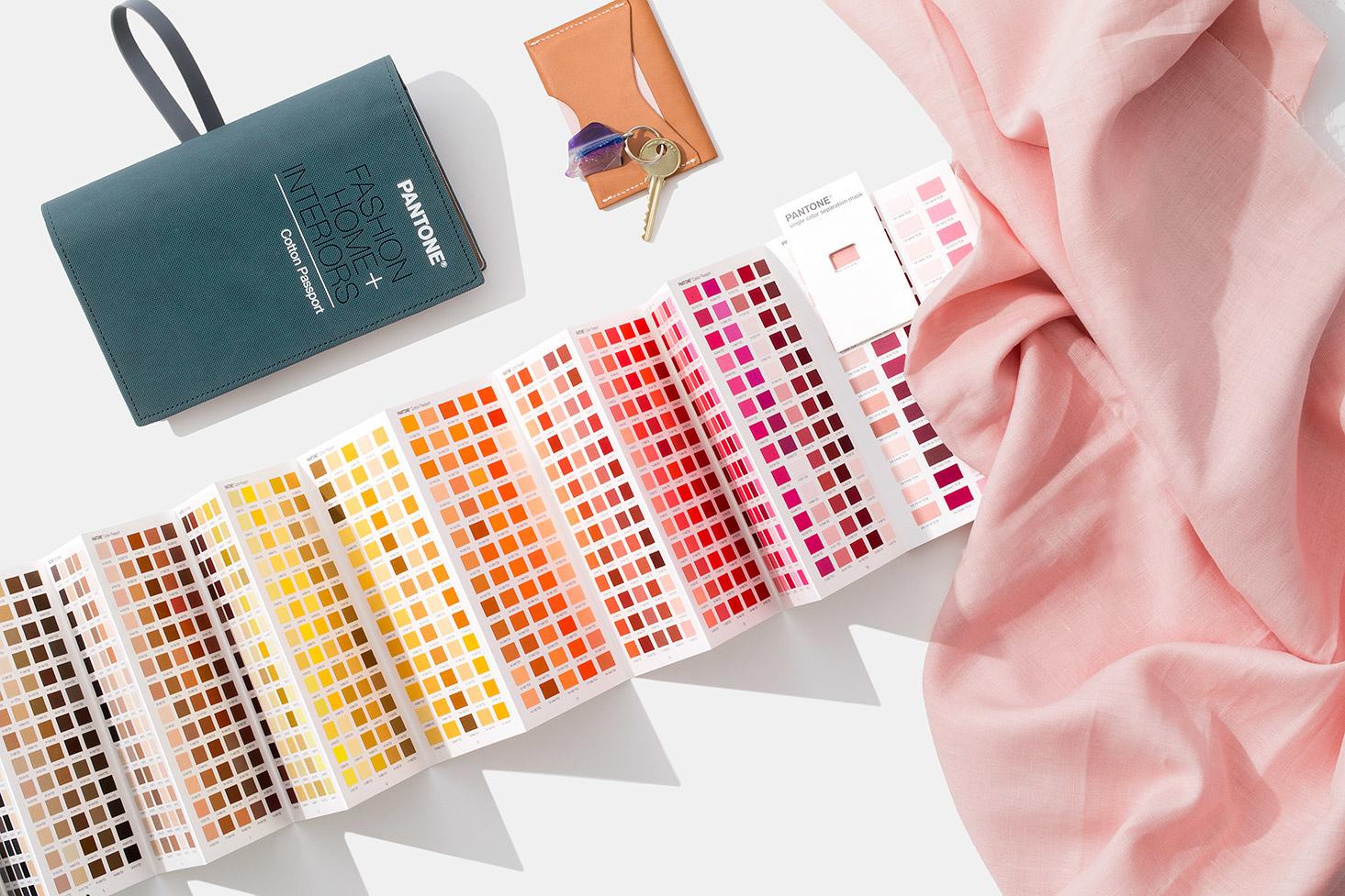 PANTONE PANTONE Fashion & Home Cotton Passport