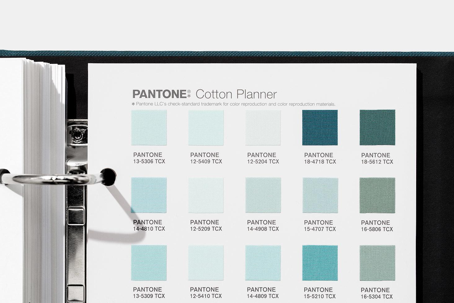 PANTONE PANTONE Fashion & Home Cotton Planner - 2015