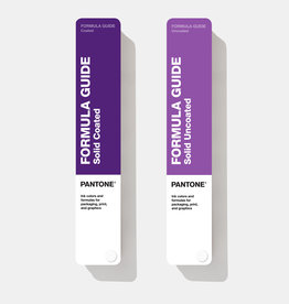 PANTONE PANTONE Formula Guide (Coated & Uncoated) - NEW 2019 colors