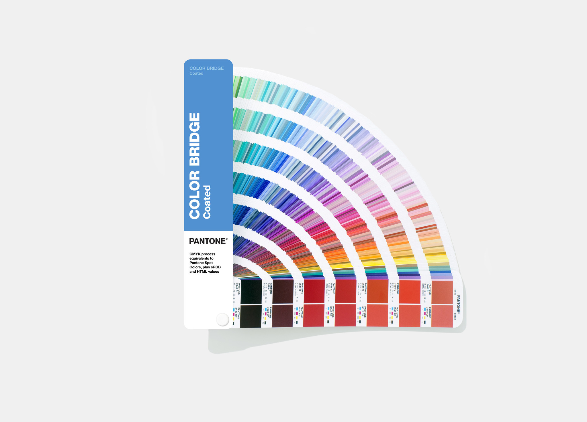 PANTONE PANTONE Color Bridge (Coated) - NEW 2019 Guide