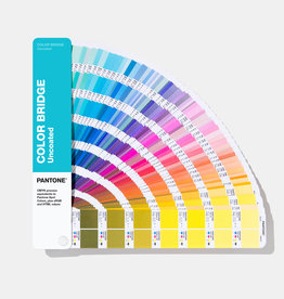 PANTONE PANTONE Color Bridge (Uncoated) - New 2019 Guide