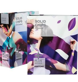 PANTONE PANTONE PLUS Solid Chips Coated & Uncoated - 2016 Edition Clearance