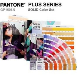 PANTONE PANTONE PLUS Solid Color set (FG + Solid Chips) - 2016 Edition Clearance