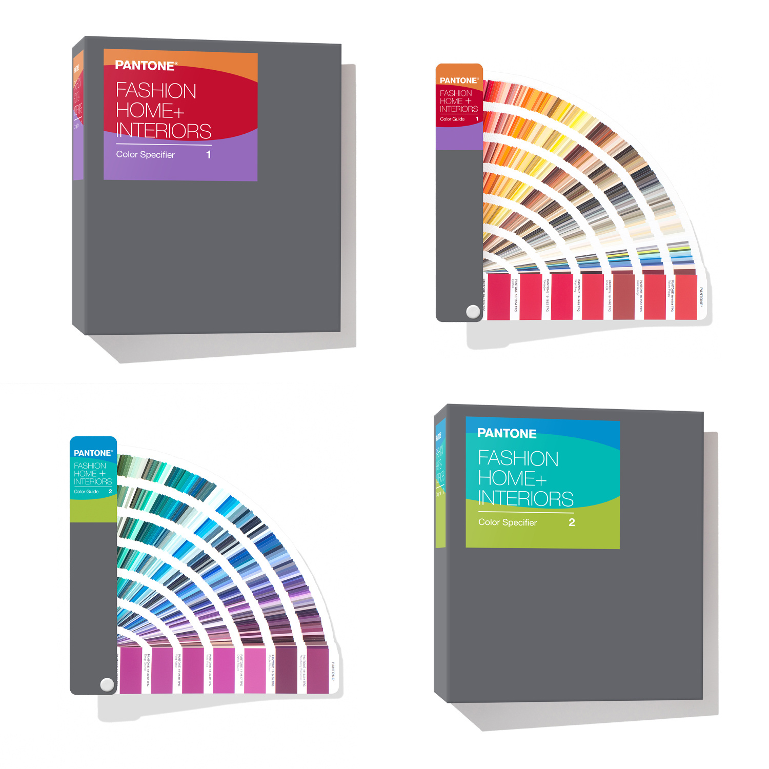 PANTONE PANTONE FHI Color Specifier & Color Guide Set