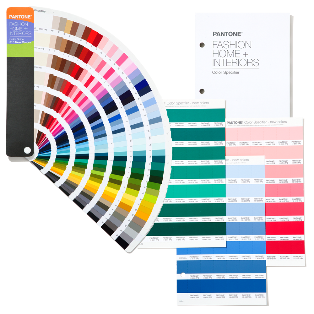 PANTONE PANTONE FHI Color Guide and Specifier Supplement
