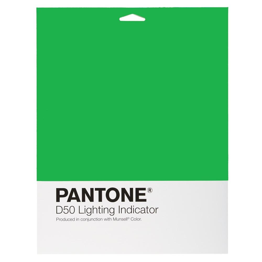 PANTONE PANTONE Lighting Indicator Stickers D50