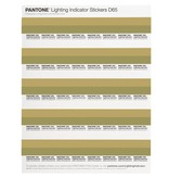 PANTONE PANTONE Lighting Indicator Stickers D65