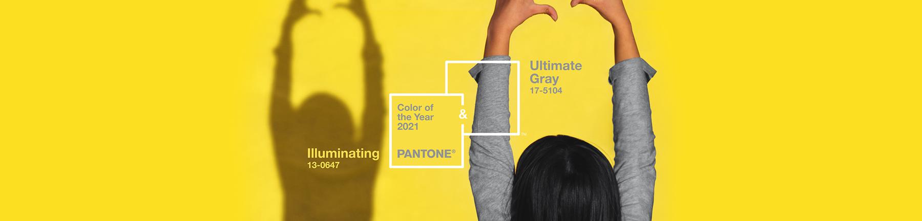 Pantone-kleur van het jaar 2021 is onthuld!