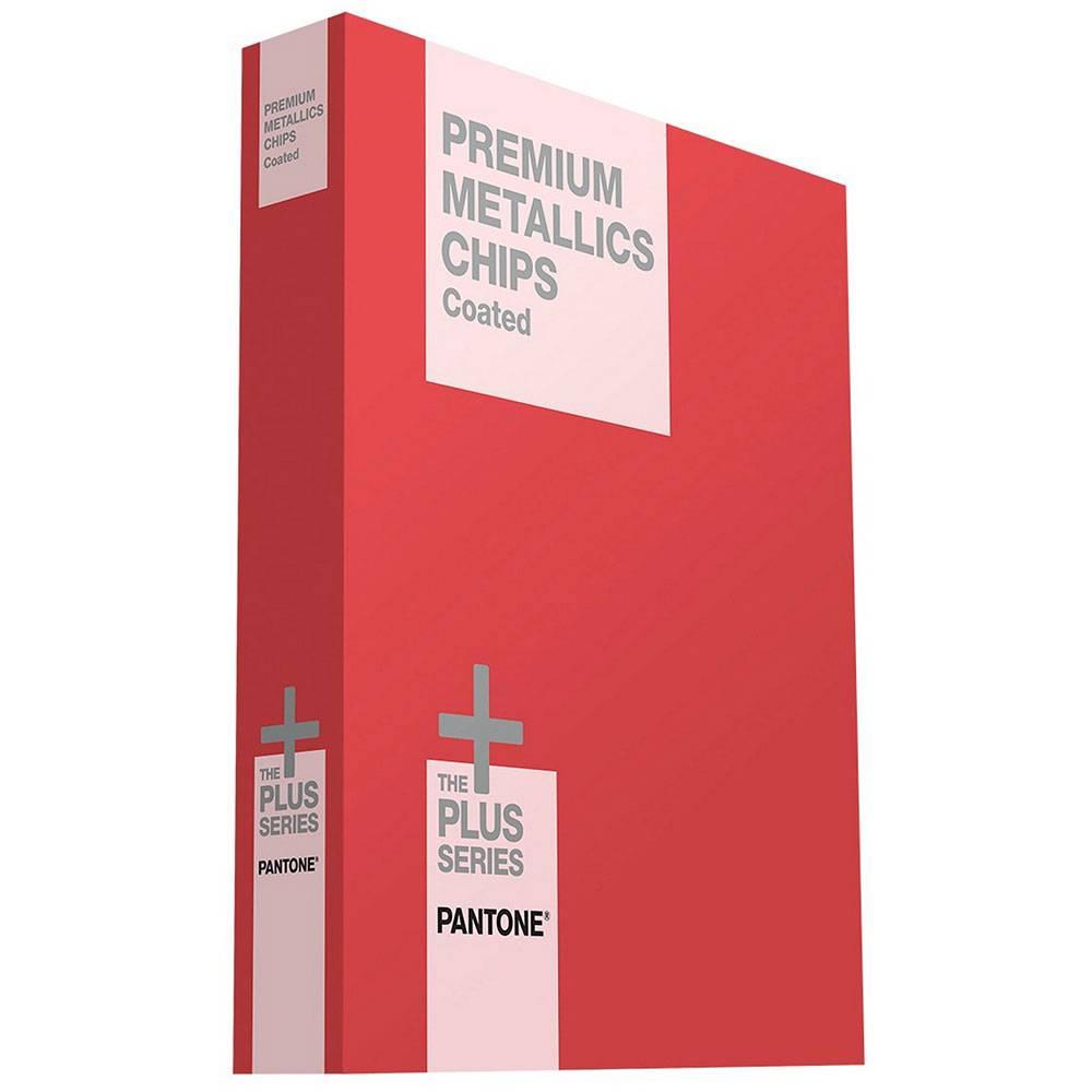 PANTONE PANTONE PLUS Premium Metallics Chips (Coated)