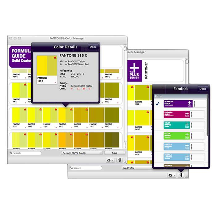 PANTONE PANTONE Color Manager
