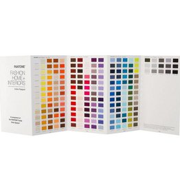 PANTONE Fashion & Home Cotton Passport Supplement 2015