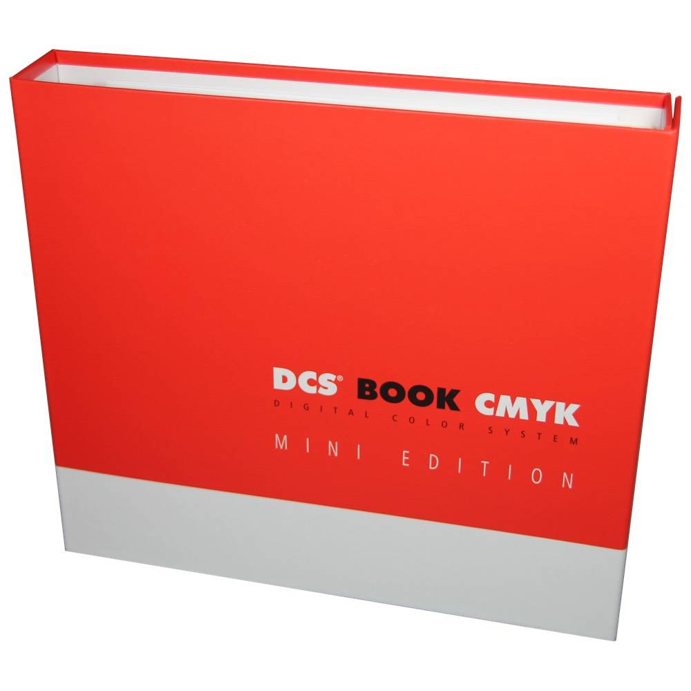 DCS DCS Book CMYK Mini Edition (Coated)