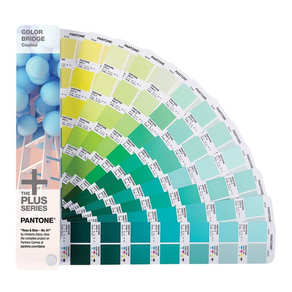 PANTONE PANTONE PLUS Color Bridge (Coated)