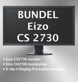 Eizo ColorEdge CS2730 Bundel