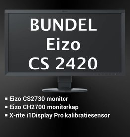 Eizo Eizo ColorEdge CS2420 Bundel