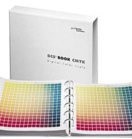 DCS Book CMYK Professional Edition (Semi Coated)