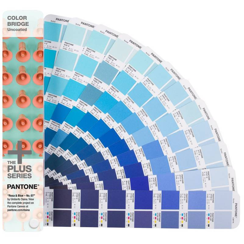 Pantone PANTONE PLUS Color Bridge (Uncoated) - 2016
