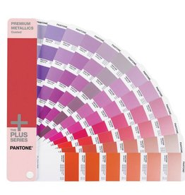 Pantone PANTONE PLUS Premium Metallics (Coated)
