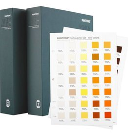 Pantone PANTONE Fashion & Home Cotton Chip Set
