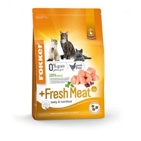 Fokker Cat +Fresh Meat 2,5 KG
