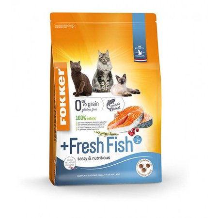 Fokker Cat Fresh Fish 7 KG
