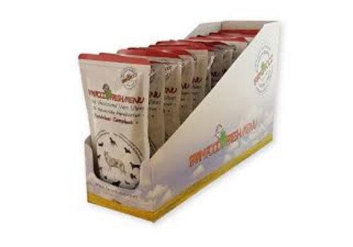 Fresh Menu Rundvlees Compleet Doos 16x125 gr