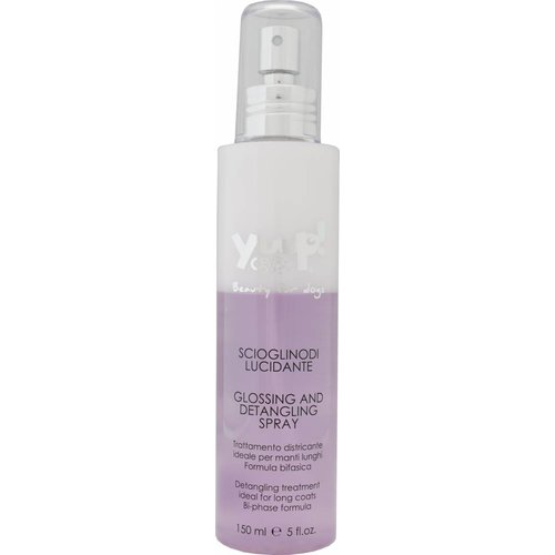 Glossing and Detangling Spray 150 ml